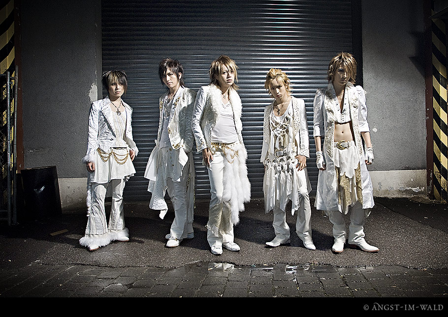 pictures of Alice Nine Promo 2008