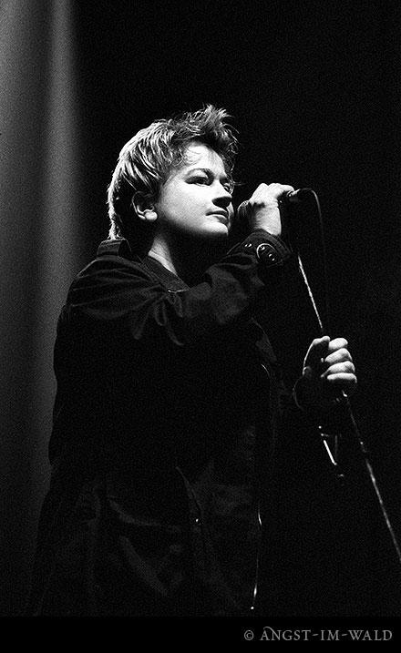 Anne Clark – WGT 2004