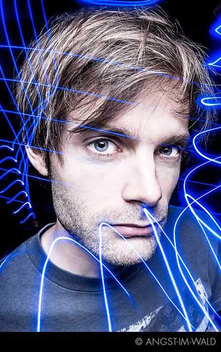Cold Blue – Promo Photography 2014