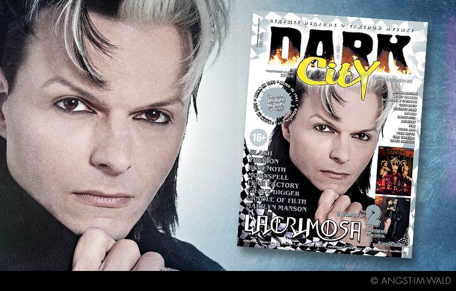 Cover – Dark 2012 – Lacrimosa