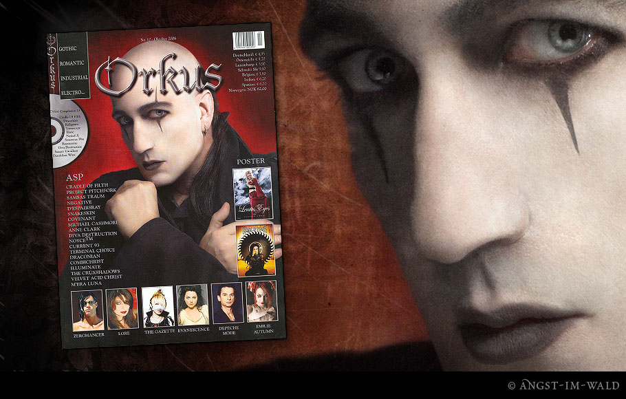 images of Cover Orkus – 2006–10 – ASP