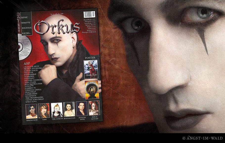 Cover – Orkus – 2006–10 – ASP