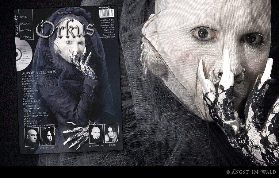 images of Cover Orkus – 2007–04 – Sopor Aeternus