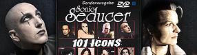 Cover - Sonic Seducer &ndash; 101 Icons &ndash; ASP &ndash; Tilo Wolff