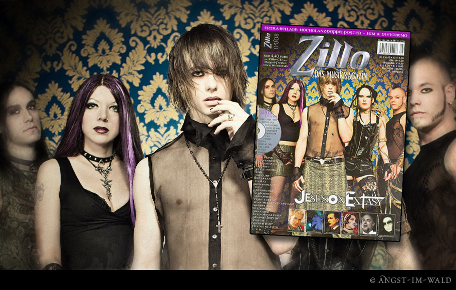 images of Cover Zillo – 2008–05 – Jesus on Extasy