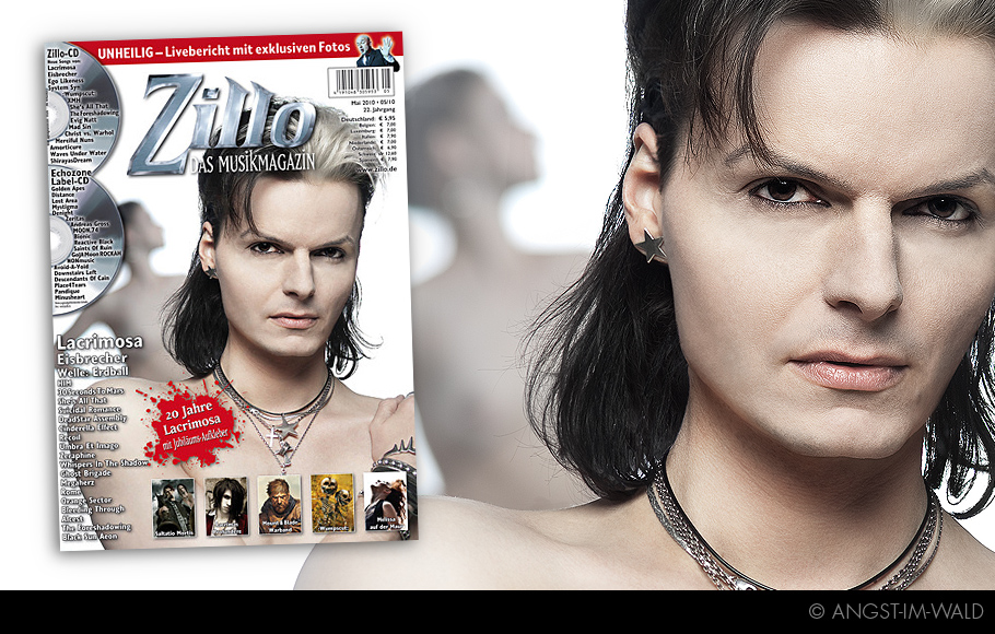 images of Cover Zillo – 2010–05 – Lacrimosa