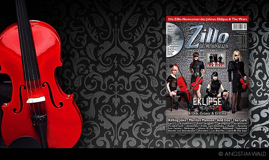 images of Cover Zillo – 2012 – EKLIPSE