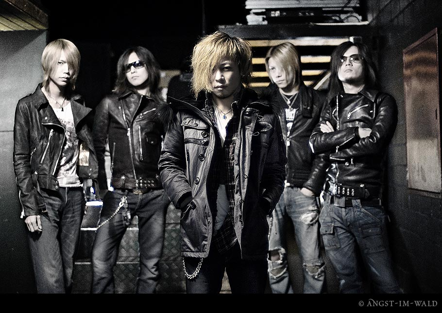 pictures of Dir en Grey Promo 2007