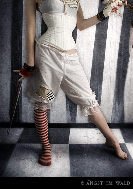 pictures of Emilie Autumn Promo 2007
