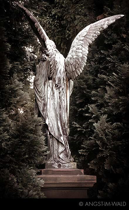Graveyard  Angels – Series #01