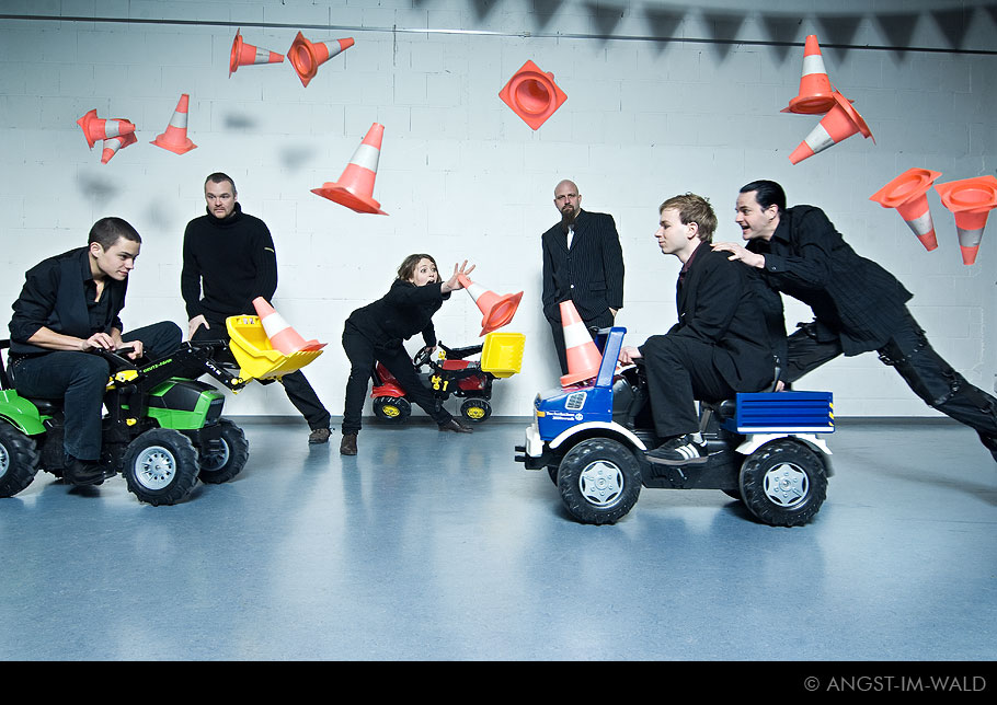 Henke – Promo 2009