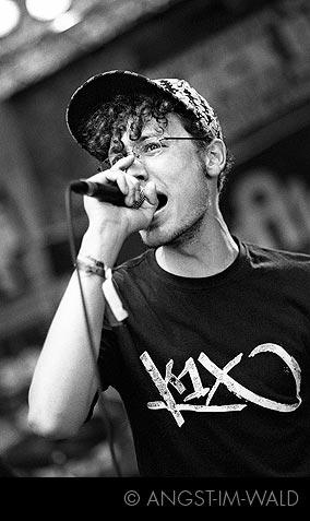 Ich Bin Bunt – Live – Open Ohr 2008