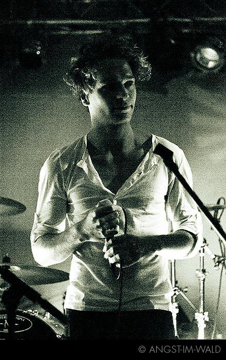 Kolor – Concert Live – Frankfurt – Das Bett – 2011 – Felix Räber