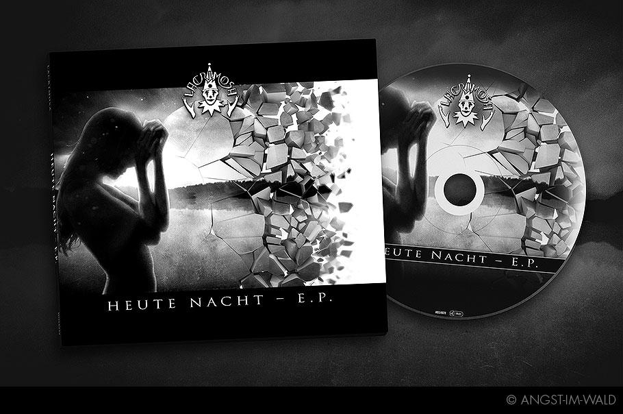 artwork of Lacrimosa Heute Nacht – E.P. Tilo Wolff Anne Nurmi