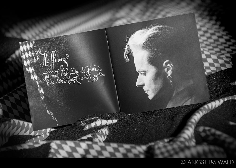 pictures of Lacrimosa Hoffnung – Album CD Artwork Tilo Wolff Anne Nurmi