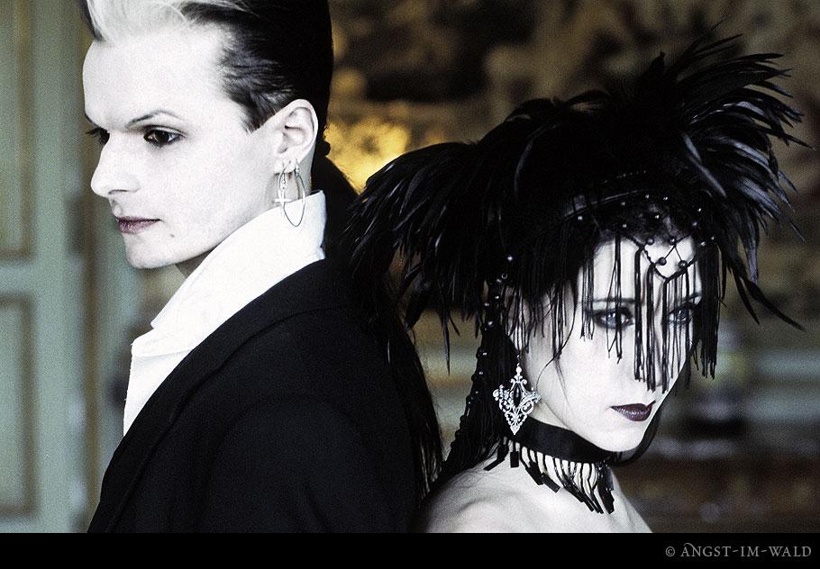 pictures of Lacrimosa Lichtgestalt Tilo Wolff Anne Nurmi