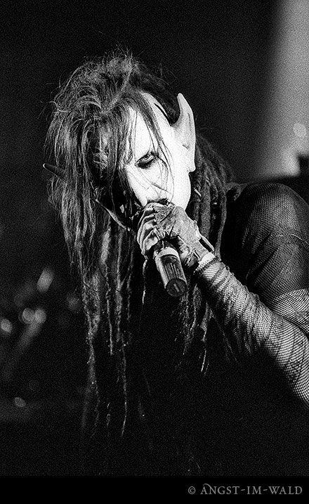 pictures of Mortiis Live 2004