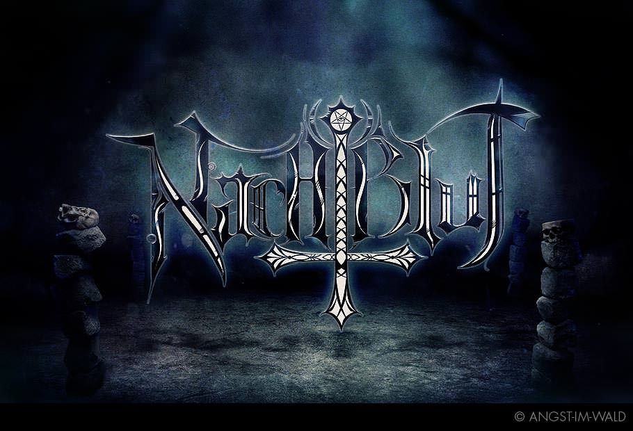 logo of Nachtblut Logo Design