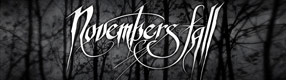 Novembers Fall - Logo