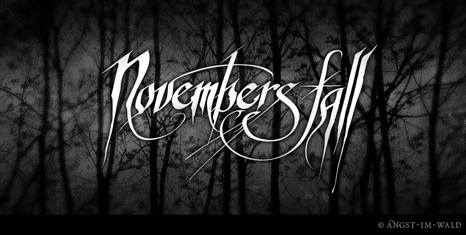 logo of Novembers Fall Logo