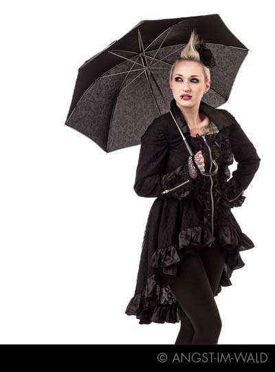 Queen of Darkness – Fashion Catalogue 2012