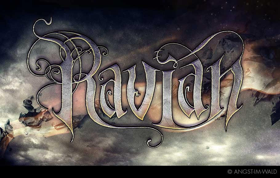 logo of Ravian Logo Design