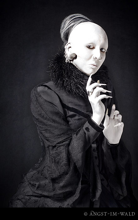 pictures of Sopor Aeternus Promo 2007