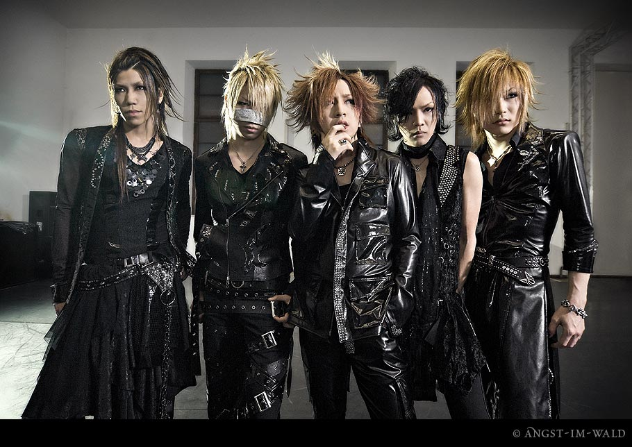 pictures of The Gazette Promo 2007