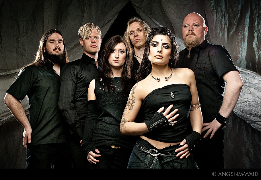 Tristania – Rubicon Promo Photography