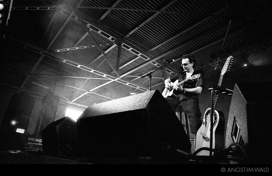 Wayne Hussey – Live – Mera Luna 2004