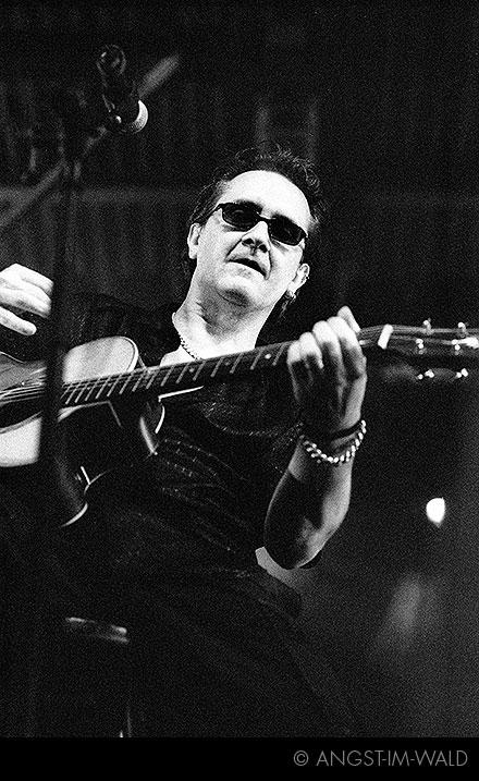 pictures of Wayne Hussey Live – Mera Luna 2004
