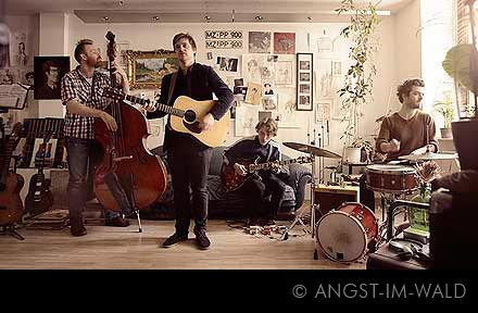 Lasse Matthiesen & Band - acoustic session