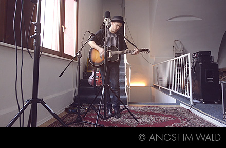Nicolas Sturm - acoustic session