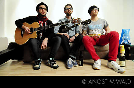 PINKSNOTRED - acoustic session