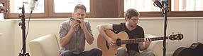 The Rhythm Junks - acoustic session